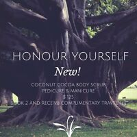 Relax and feel rejuvenated!