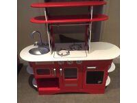 Red ELC Kitchen