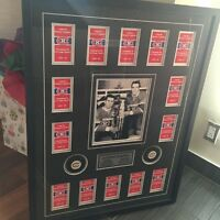 Montreal Canadiens picture frame