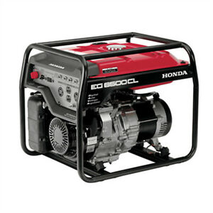 Honda Generator EG6500CL Cambridge Kitchener Area image 1