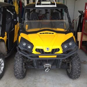 2011 can am commander xt1000