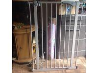 High pet gate