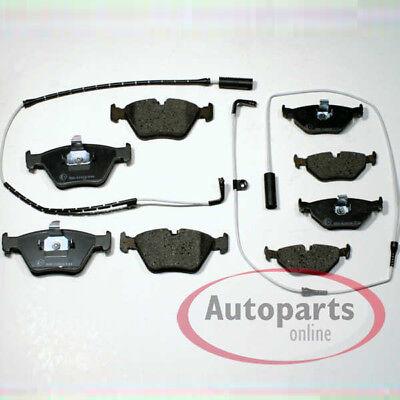 Bremsbeläge Bremsklötze Warnsensoren für vorne hinten E83 BMW X3