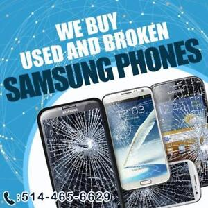 Get Cash for your Samsung