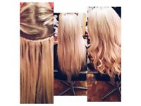 HAIR EXTENSIONS :)