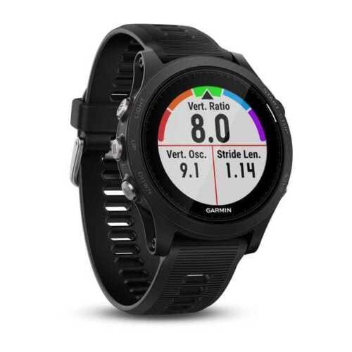 Garmin Forerunner 935 GPS Heart Rate Monitor Watch Black 010-01746-00