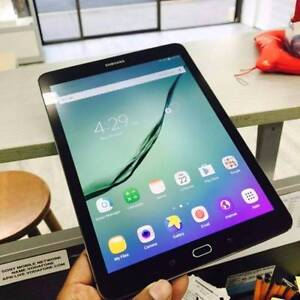 samsung galaxy tab s2 32gb wifi black unlocked warranty charger Nerang Gold Coast West Preview