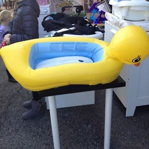 baby inflatable kijiji free classifieds in ontario find a job buy a car find a house or. Black Bedroom Furniture Sets. Home Design Ideas