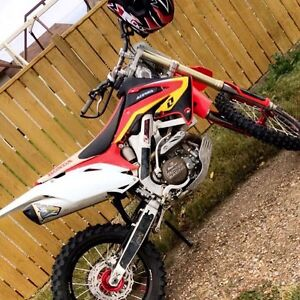 Great 2009 CRF450R