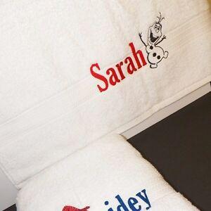 Personalized Bath Towels  Cambridge Kitchener Area image 1