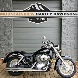 2001 Honda  Shadow Arrow 750