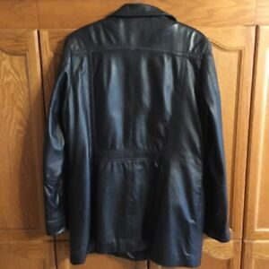 Leather Coat London Ontario image 2