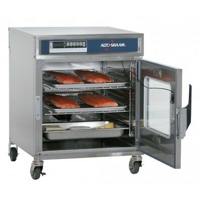 Alto-Shaam 767-SK Chicken, Meat, Fish Smoker Halo Heat Cook & Hold 100lb - Alto Shaam Smoker