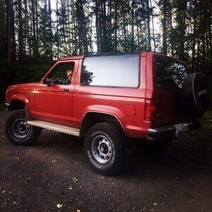 89 Ford Bronco $3500 obo
