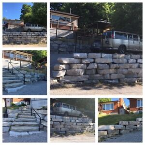 FREE delivery! Armour (Armor) STONE_Landscape QUARRY ROCK Sarnia Sarnia Area image 8