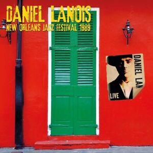 DANIEL LANOIS - New Orleans Jazz Festival 1989. New CD + Sealed. **NEW**