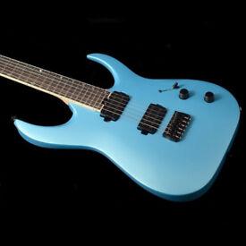 Jackson Juggernaut USA Custom Matte Blue Frost