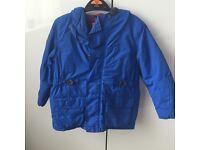 Blue next coat age 2-3