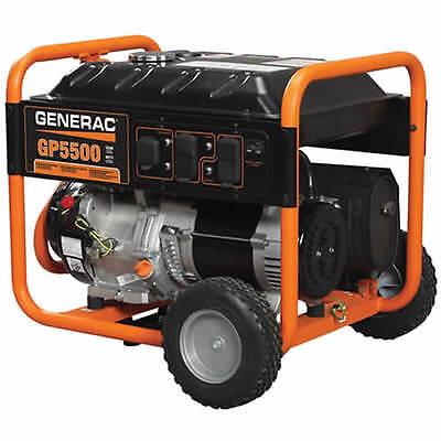 Generac Gp5500 - 5500 Watt Portable Generator