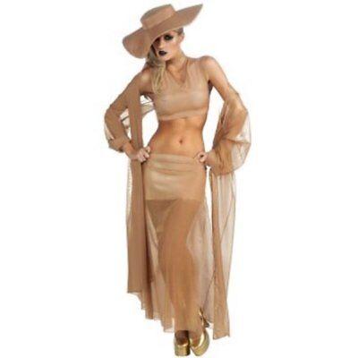Lady Gaga Music BTW Grammy's Women's Costume Licensed Star is - Gaga Costume