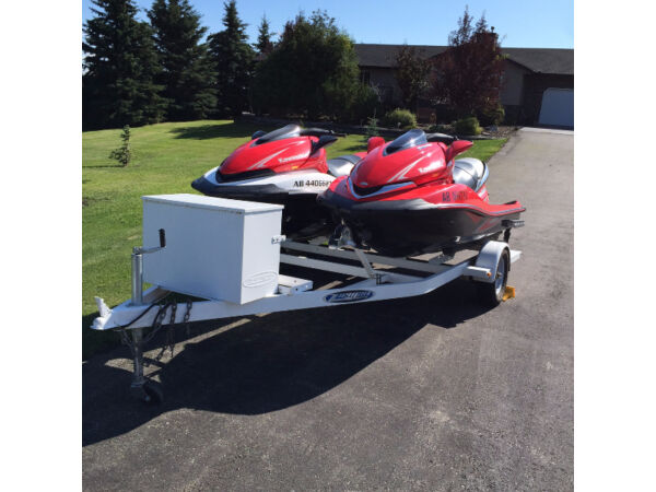 Used 2008 Other Kawasaki Ultra 150 and Supercharged 250