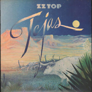 ZZ Top Vinyl Records