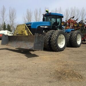 1997 9682 new holland tractor