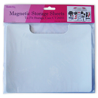 Crafts Too Magnetic Inserts for the Magnetic Die Storage Case : CT26011a