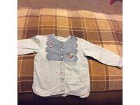 H&M shirt 9-12 months