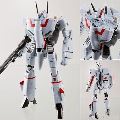 Macross Robotech Hi-Metal R VF-1J Hikaru Valkyrie action figure Bandai