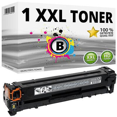 1x XXL TONER für HP COLOR LASERJET CP1510 CP1514N CP1515N CP1516N CP1518NI black (Hp Color Laserjet Black Toner)