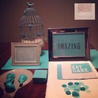 Tiffany Party Supplies