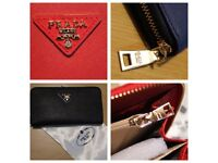 New long prada wallet colours available!
