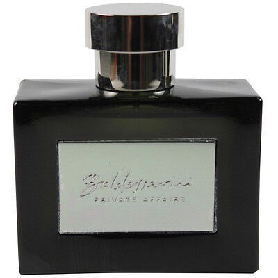 Private Affairs by Baldessarini for Men EDT Cologne Spray 3 oz.Unboxed