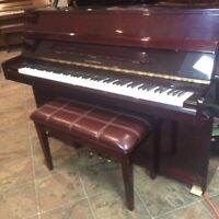 Piano Rental Program - $59/month (includes moving costs)