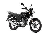 Lexmoto ZSF 125cc Learner Legal Motorcycle - 1 Year Parts Warranty - Finance Available