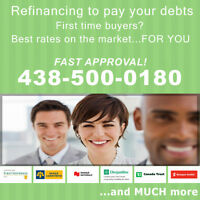 Buying? Refinancing? Low banking interest rate...