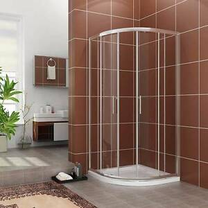 Brand new curved shower cubicle (base and waste included) Evatt Belconnen Area Preview