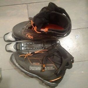 Rossignol BC X-6 cross country ski boots sz. 46(12)