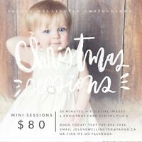 Christmas Kid Sessions