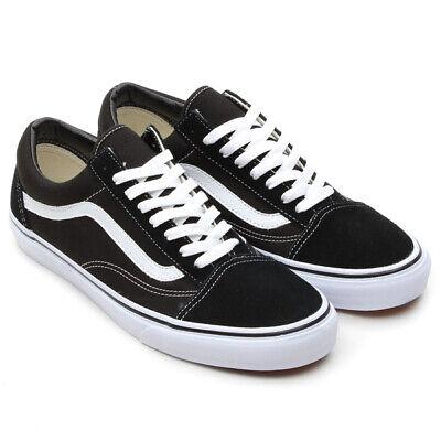 Vans Old Skool Black NEW IN BOX