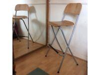 Franklin IKEA bar/breakfast stool