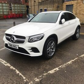 Mercedes-Benz GLC 220d premium Coupe
