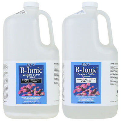 ESV Bionic Calcium Buffer System, 2 x 1 gal. Concentrate - Esv Bionic Calcium Buffer
