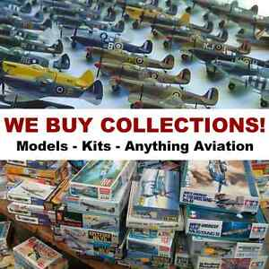 WANTED: MODEL AIRPLANES & COLLECTIONS!