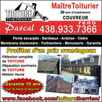 Couvreur Toiture
