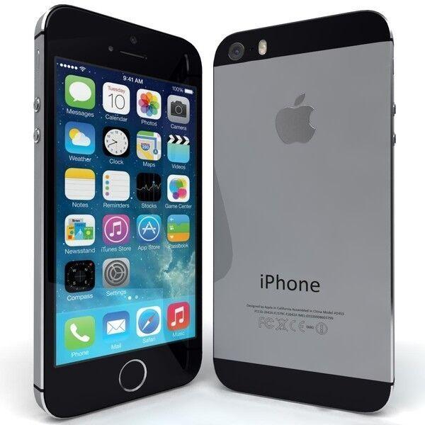 Apple iPhone 5s - 32GB (Unlocked) Smartphone