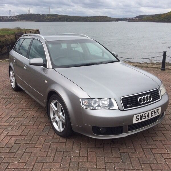 Audi A4 For Sale Near Me: 2004 54 Rare Audi A4 1.9tdi Quattro Sport Avant Estate S-Line