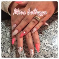 Pose d'ongles 25$$