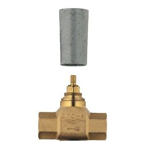 """Grohe 29274000 Volume Control Rough In Valve 3/4"""""""